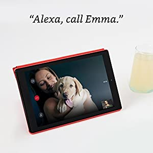 "All-New Fire HD 10 Tablet with Alexa Hands-Free, 10.1"" 1080p Full HD Display, 64 GB, Black - with Special Offers"