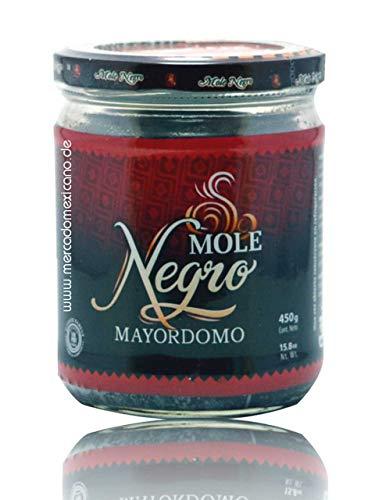 Mole Negro Mayordomo aus Oaxaca 450 g, Mole Poblano