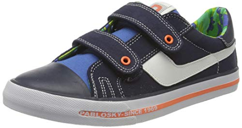 Pablosky 962121, Zapatillas-Niño Niños, Azul, 25