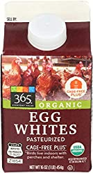 365 Everyday Value, Organic Egg Whites, 16 oz