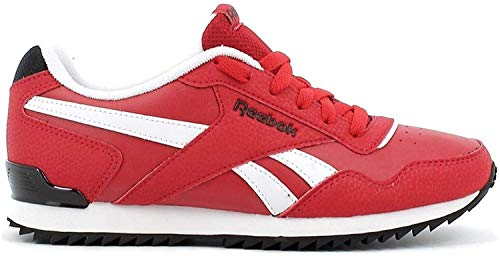 Reebok Royal Glide RPLCLP, Zapatillas de Trail Running Mujer, Multicolor (Excellent Red/White/Black 000), 38.5 EU