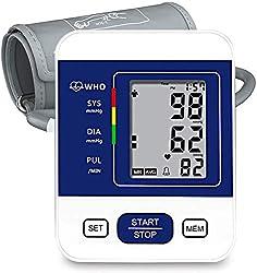 Image of Blood Pressure Monitor,...: Bestviewsreviews