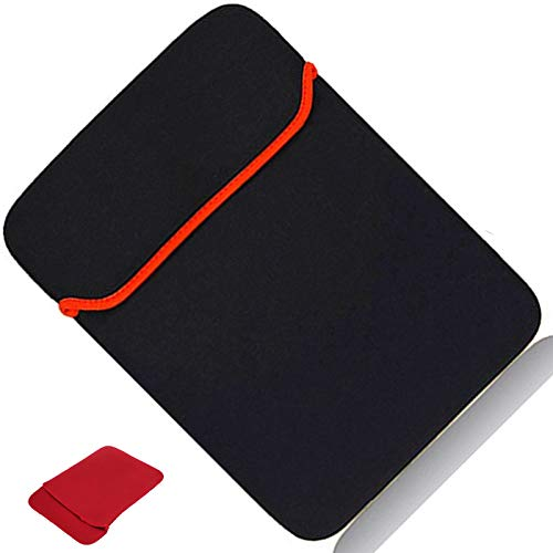 7 inch Tablet Sleeve Case Shockproof Tablet Protective Sleeve Bag 7' Kids Tablet Sleeve 360° Protective Pouch Cover Briefcase Carrying Bag for Tablets PC Notebook Computer