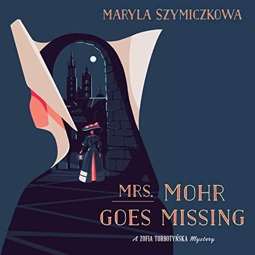 Mrs. Mohr Goes Missing audiobook cover art