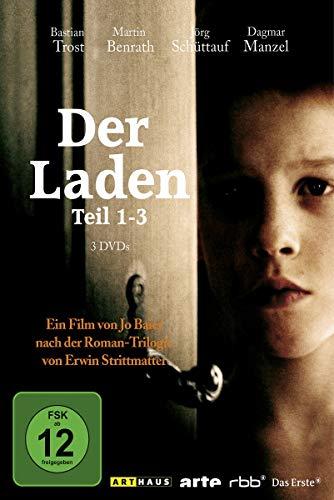 Der Laden, Teil 1-3 [3 DVDs]