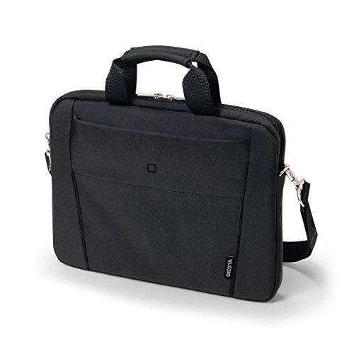 DICOTA D31304 Slim Case Base Notebooktasche (14.1 Zoll) Schwarz