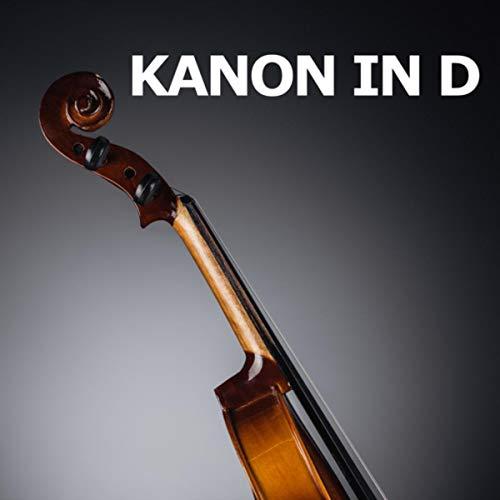 Kanon in D (Klavier)