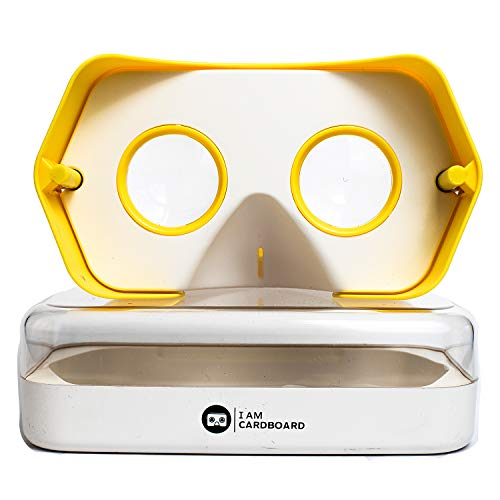DSCVR VR Headset | The Best Virtual Reality Headset for iPhone and Android...