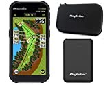 SkyCaddie SX550 Handheld Golf GPS (2021 Model) Power Bundle | Includes PlayBetter Portable Charger and Protective Hard Case | Golf GPS Device | 5.5' Display, 35,000 Maps, Dynamic HoleVue