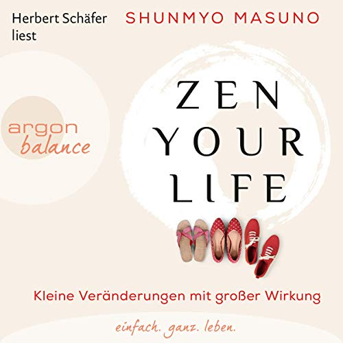 Zen your life (German edition) cover art