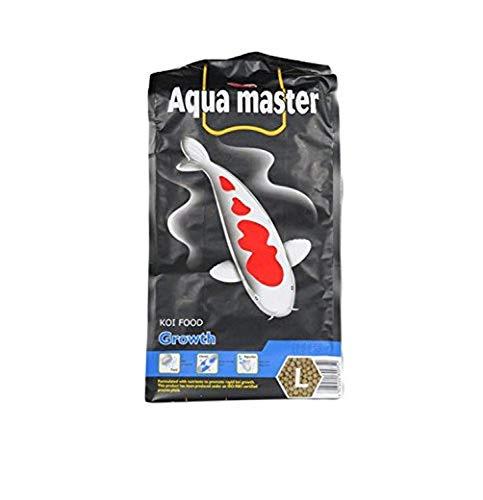 Aqua Master Koi Growth Fish Food, Large Pellet