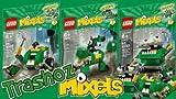 Lego Mixels Series 9 Trashoz 3 pack 41572 41573 41574 Sweepz Compax & Gobbol