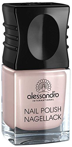 Alessandro International Nagellack 5 ml - 108 Nude Elegance
