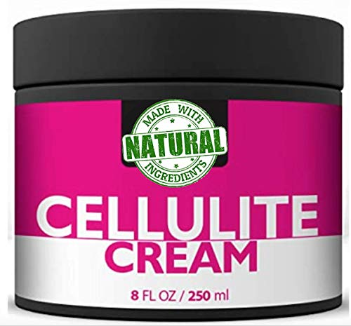 2021 Limited: Cellulite & Stretch Marks Cream - 2in1 - Advanced Formula, Effective