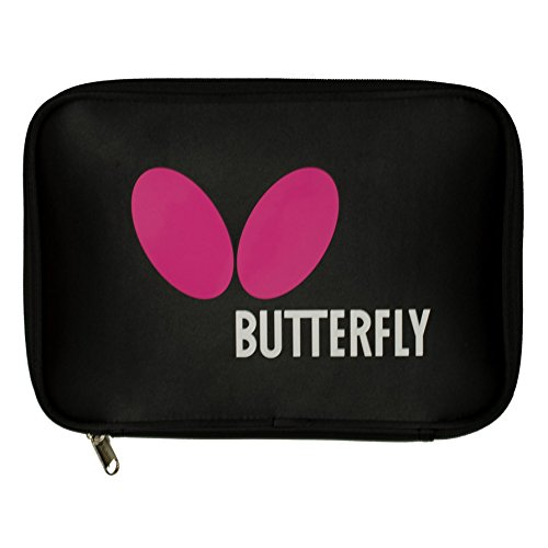 Buy Butterfly Logo Tour Table Tennis Racket Case - Holds 2 Paddles and 4 Balls