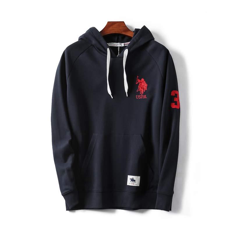 2つのマイナス20元米国POLOメンズ春を購入するアメリカの大きなクリアランススリーブセーター薄いジャケット