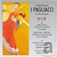 I Pagliacci -gesamtaufnahme-