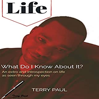 Life audiobook cover art