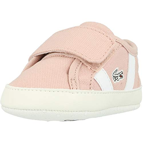 Lacoste Unisex-Baby 739CUB00017F8_15 Sneaker, PINK