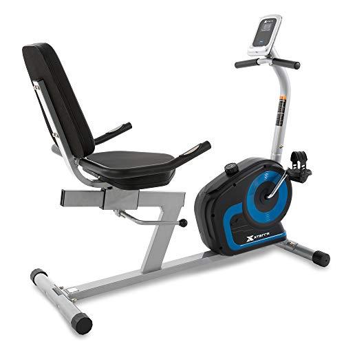 XTERRA Fitness SB120 Seated Bike, Black