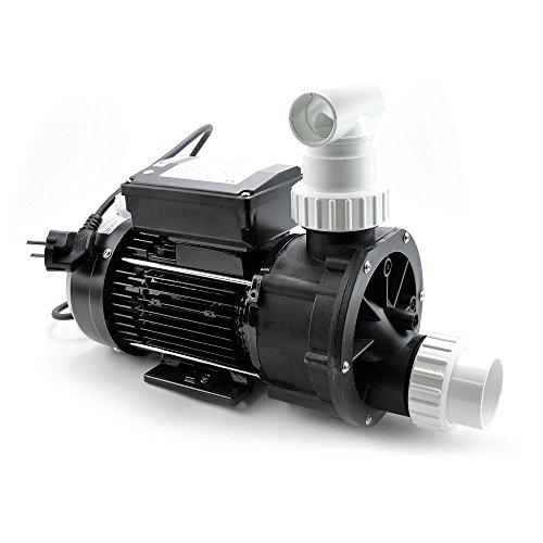 Whirlpoolpumpe Zirkulationspumpe Umwälzpumpe Filterpumpe SPA-Pumpe Whirlpool-Pumpe Pneumatik mit TÜV und CE Zeichen 0.75 KW / 1.0 HP