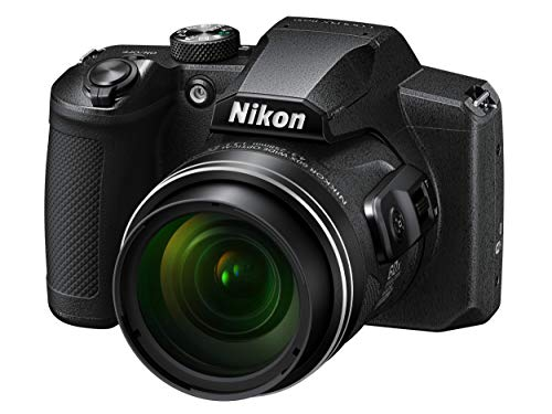 "Nikon Coolpix B600 - Cámara digital de 16 MP(3"", 4608 x 3456 Pixeles, CMOS, 60x, Full HD) negro"