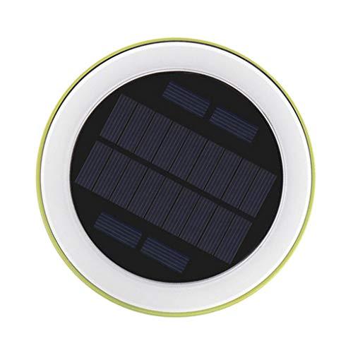 MagiDeal Luces Flotantes Cambiantes de La Piscina del RGB Teledirigido del LED de La Energía Solar