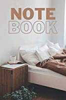 My bedroom 2 notebook.: Boho style.