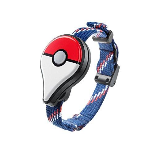 Nintendo 2016 Pokemon Go Plus - Dispositivo para jugar a Pokémon Go con Android/iOS