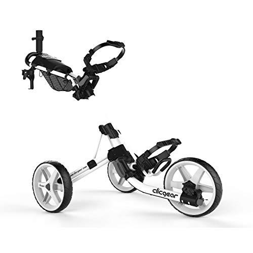 Clicgear Modèle 4.0 Chariot de Golf à Traction/Poussée à...