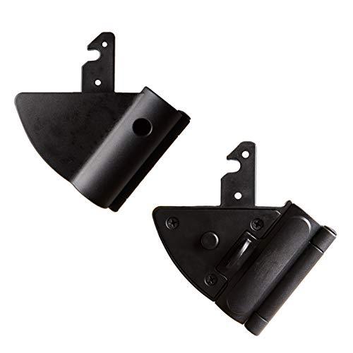 Hauck 4007923375945 Autositz Babyschalen Adapter für Vegas und Comfort Fix, schwarz