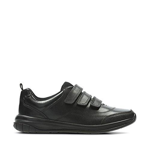 CLA Hula Thrill Black Leather E 030