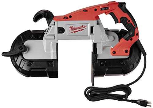 Milwaukee 6232-21 Deep Cut Band Saw W/Case (5619-20)