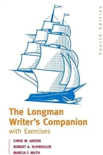 The Longman Writer's Companion With Exercises (MyCompLab Series)