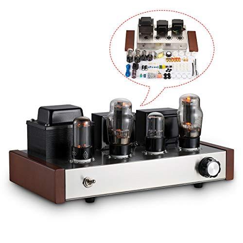 Nobsound® Douk Audio Class A 6H9C+6P3P Tube Amp Stereo Amplifier DIY KIT HiFi 2.0 Channel Röhrenverstärker Verstärker-Bausatz 7W*2