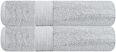 Tens Towels Bath Set of 2 Heavy Co Weight 650 Ranking TOP9 SALENEW very popular GSM 100%