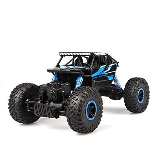 s-idee® 18157 Rock Crawler HB-P1802 mit 2,4 GHz 4WD Buggy Monstertruck