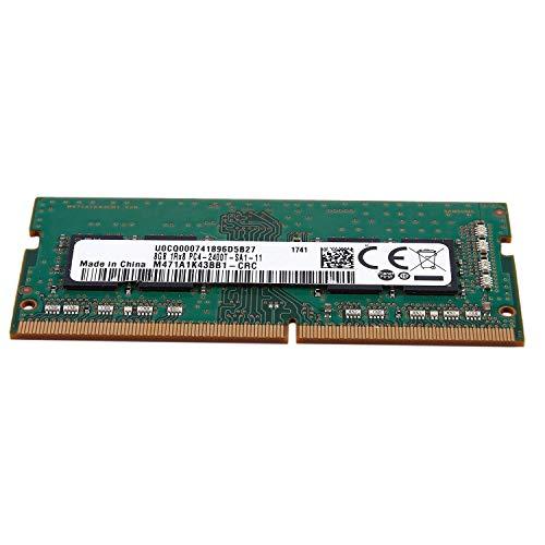 Busirsiz DDR4 Ram Sodimm portátil de Memoria de Apoyo Memoria DDR4 1.2V Notebook (8 GB / 2400)