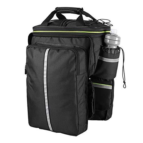 Gowind6 Bike Frame Bag,Bike Cycling Phone Holder Bag WEST BIKING Bicycle Trunk Bag Mountain Bike Rear Rack Luggage Carrier Pack