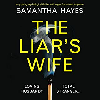 The Liar's Wife audiobook cover art