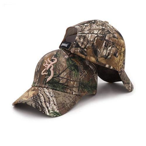 Gorra de Camuflaje de Caza para Acampar al Aire Libre Gorra de...