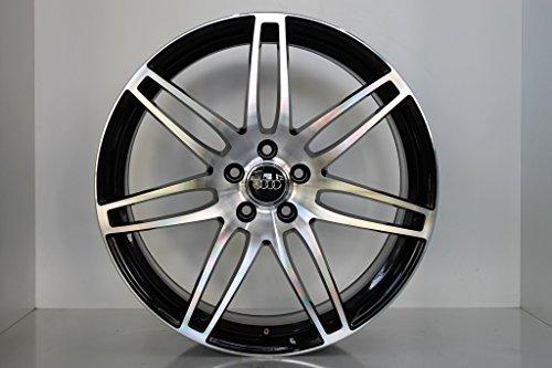 Original Audi A8 S8 4H A7 S7 Felgen Satz 4H0601025AA/AB 20 Zoll 1162-A3