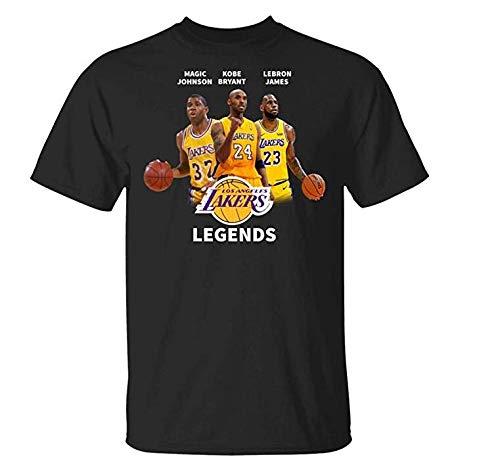 NR Komanbo Mamba Lebron James Legends T-shirt, S-5XL