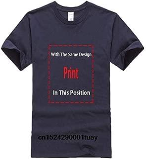 Men Tshirt Bonsai Small Tree Big Dream Cool Printed T-Shirt tees top:Men-Navy, XL