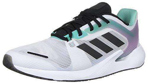 Adidas Men's ALPHATORSION M Running Shoe- FTWWHT/CBLACK/ACIMIN, 10 UK