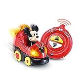 VTech – Tut Tut Bolides – La Magi-Voiture Télécommandée de Mickey - Voiture télécommandée – Version FR