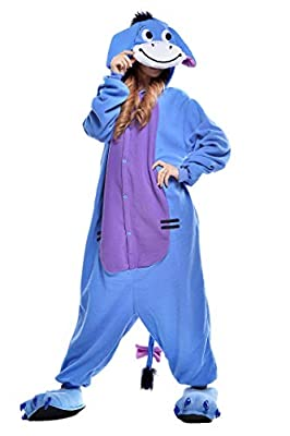 Unisexo Adulto Cartoon Animal Novedad Navidad Pijama Cosplay