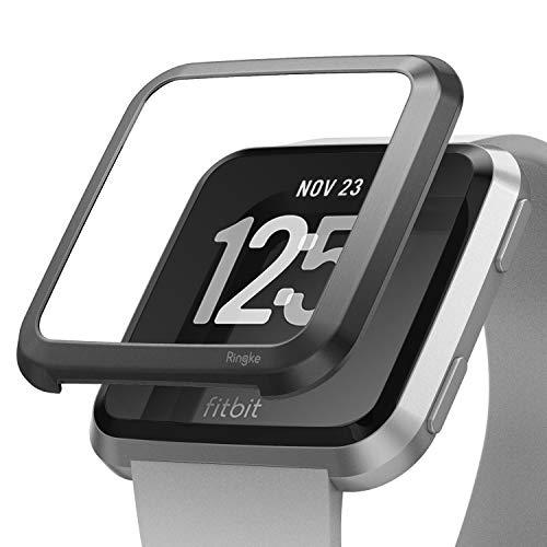 Ringke Bezel Styling Ontworpen voor Fitbit Versa Case Cover (voor Fitbit Versa Smartwatch) - FW-V-06