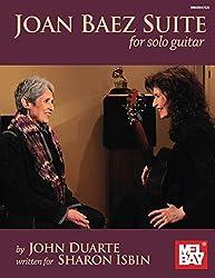 Joan Baez Suite for Solo Guitar