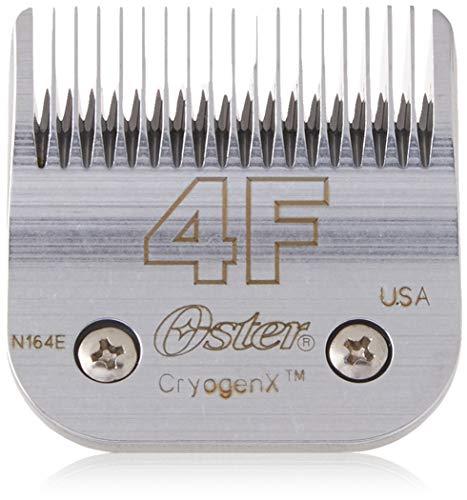 Oster Tête de Coupe pour Chien Nr.4 F L 9,5 mm